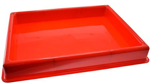 GOWI 106-01 Sandwanne Kunststoff einzeln, Sandkasten Mini