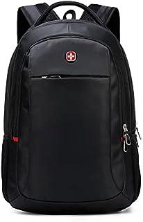 Swissgear Waterproof Smart Business 15.6 inch Laptop Backpack Swiss Gear Bag for Laptops - Black