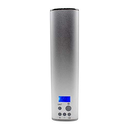 WanShiHengTong Auto 12v Dc Schnurlos Intelligente Elektrische Luftpumpe Kissen Schlafsofa Inflator(Silver)