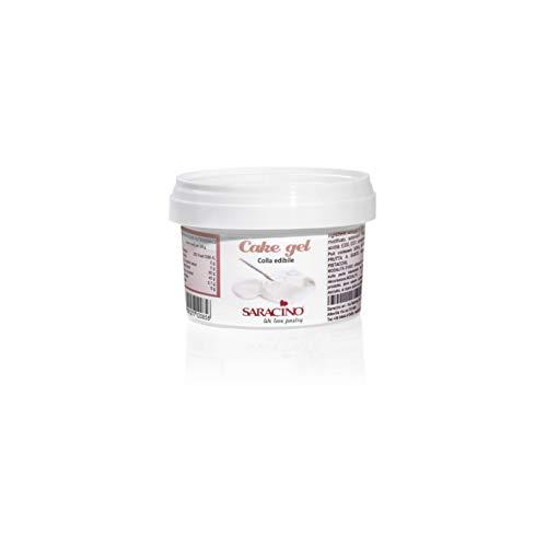 Saracino Cake gel - Gelatina Pegamento comestible Neutro
