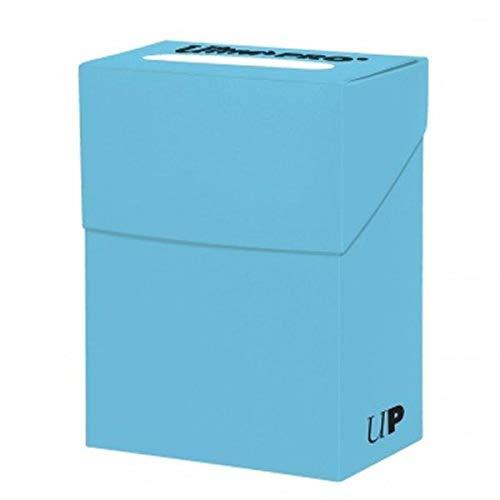 Ultra Pro Accessori per Carte, Deck Box Unisex Adulto, Azzurro, Standard