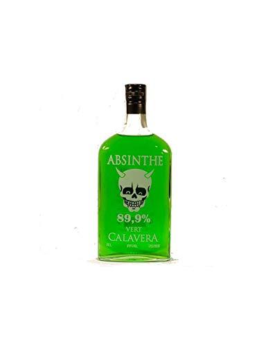 Absenta - Absenta Calavera Verde 70 cl