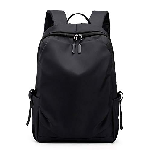 LYHLYH 15,6 inch laptop rugzak, waterdichte outdoor vrijetijds-multifunctionele rugzak USB-oplaadinterface college tas