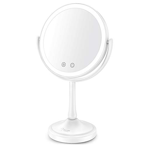 Bestope Makeup Mirror With 1x And 7x Magnification