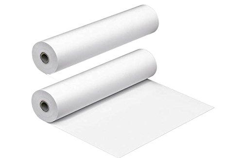 2 Thermofaxrollen Faxrollen 210 mm x 30 m Faxpapier Thermopapier