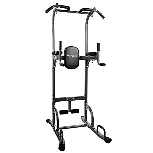 MSPORTS Power Tower - 7in1...