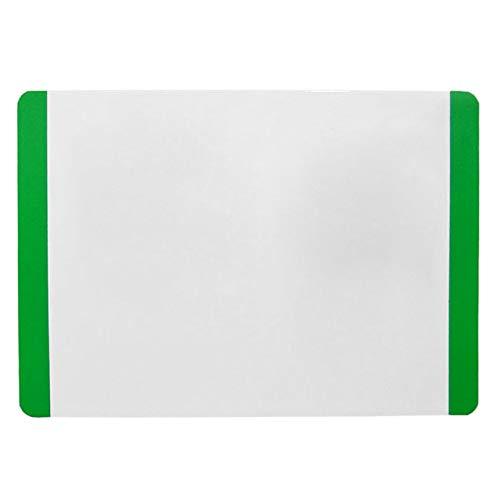 Waterdichte flexibele magnetische A4 whiteboard koelkast notitieblok met zachte rand