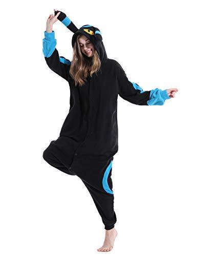 vavalad Adult One-piece Pajamas Cosplay Animal Homewear Sleepwear Jumpsuit Costume for Women Men
