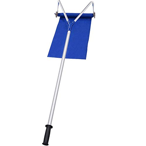 Best Review Of QGPWHLS Roof Snow Rake Removal Tool 20 Ft with Adjustable Telescoping Handle