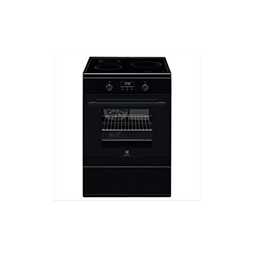 ELECTROLUX EKI66700OK - Cuisiniere Table Induction-3 foyers- Commandes tactiles - Four électrique-Pyrolyse-Chaleur pulsée-54L.