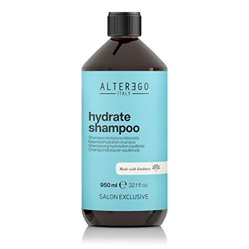 Hydrate Shampoo - Shampoo Idratazione Bilanciata - 950 ml - AlterEgo NEW Made With Kindness