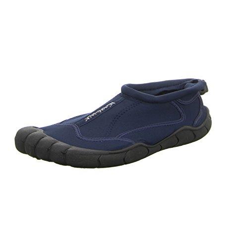Bockstiegel® BORKUM Zapatos Aguamarina (41-46 Señores 2 Diseños Neopreno), Couleur:Bleu;Taille:42