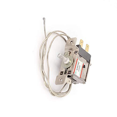 Aexit AC 220-250V 5 / 4A Kühlschrank-Thermostat mit 95 cm Metallschnur (558d18b174cb0f82ced2e6f8cba4adcd)
