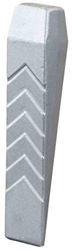 Ironside 100703 Spalt und Fällkeil, Weiß, 21,5x4,5x4 cm