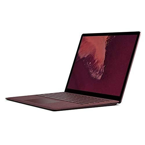 Microsoft Surface Laptop 2 (Intel Core i5, 8GB RAM, 256 GB) - Burgundy (Renewed)