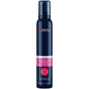 Tinte para el cabello de Indola Style espuma Chocolate 200 ml ...