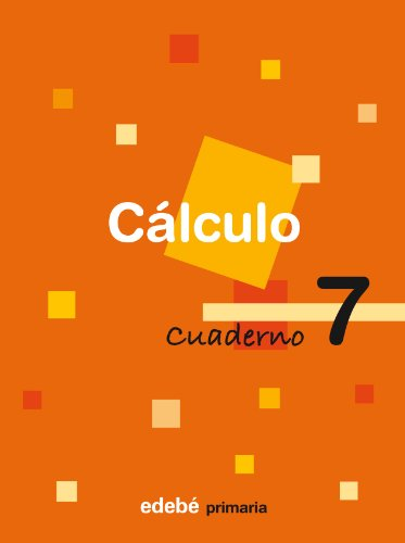 Cuaderno 7 Cálculo - 9788423688920