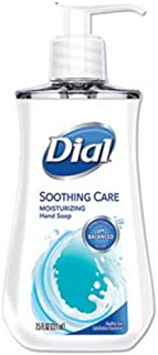 Soothing Care Hand Soap, 7 1/2 Oz Pump Bottle, 12/carton