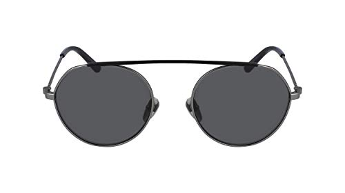 Calvin Klein EYEWEAR CK19149S gafas de sol, SATIN SLVR, 5120 Unisex Adulto