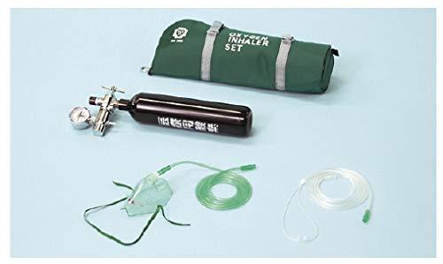 ブルークロス・エマージェンシー 携帯用酸素吸入器 スタンダードタイプ OX-100S 1組