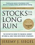 Stocks for the Long Run [Hardcover] [Jan 01, 2014] Jeremy J. Siegel