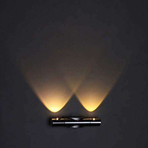 DC Wesley Night Recubrimiento LED Moderno/Contemporáneo Lámpara De Pared Incrustada Lámpara De Pared De Metal Lámparas De Iluminación 1w
