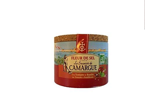 Fleur de Sel de Camargue mit Tomate & Basilikum