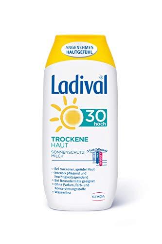 Ladival, trockene Haut Milch Lsf 30 200 ml