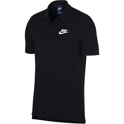 Nike Polo Matchup Homme, Noir(black/White), FR (Taille Fabricant : XS)