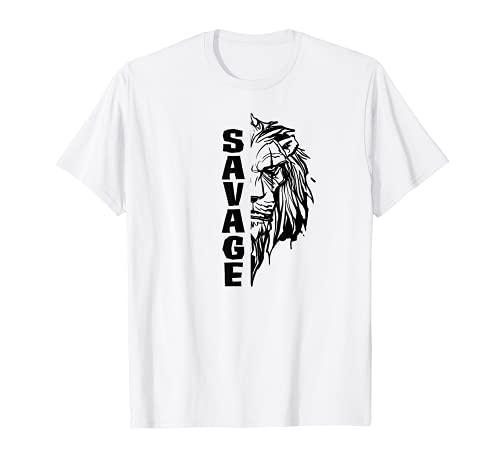 Disney Lion King Live Action Savage T-Shirt