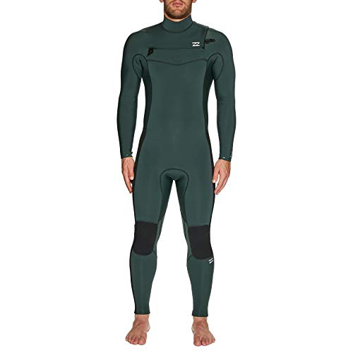 BILLABONG™ 5/4mm Furnace Revolution - Chest Zip Long Sleeves Fullsuit Wetsuit for Men - Männer