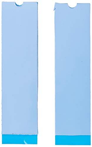 ICY BOX M.2 Wärmeleitpad 3,2 W/mK, 2er Set dünn/dick (1,75 mm / 0,75 mm) für 2280, 2260, 2242