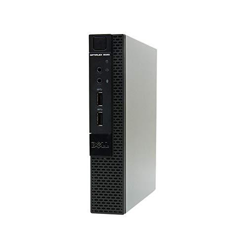 Dell OptiPlex 9020-MICRO, Core i5-4590T 2.0GHz, 8GB RAM, 500GB Hard Drive, Windows 10 Pro 64bit, (RENEWED)