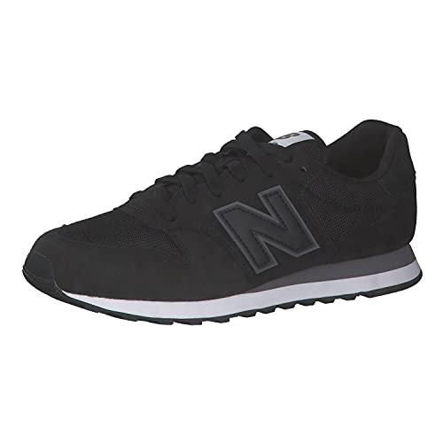 New Balance Herren Gm500v1 Sneaker, Black Ce1, 44 EU