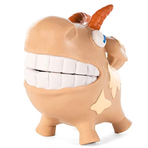 Scream-O Screaming Goat Toy - Squeeze The Goat's Cheeks and It Makes a Funny, Hilarious Screaming Sound - Series 1 - Age 4+