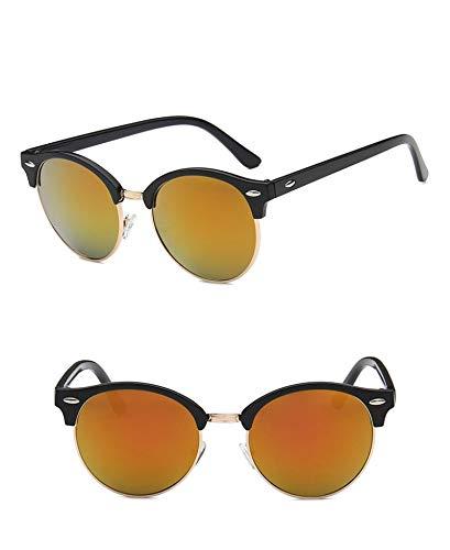 Gafas De Sol Gafas De Sol Clásicas Sin Montura para Hombre, Gafas para Mujer, Gafas De Diseñador De Lujo para Mujer, Gafas De Sol De Moda Steampunk 5
