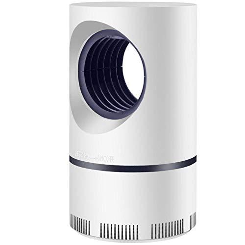 JZUO Lámpara eléctrica para Matar Mosquitos USB Insect Killer Anti Mosquito Trap Flie Lantern UV Night Light Lámparas repelentes para Interiores