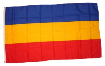 Fahne / Flagge Mecklenburg alt NEU 90 x 150 cm Flaggen