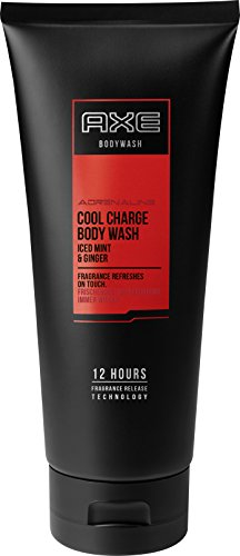 Axe Duschgel Adrenaline Cool Charge, 200 ml