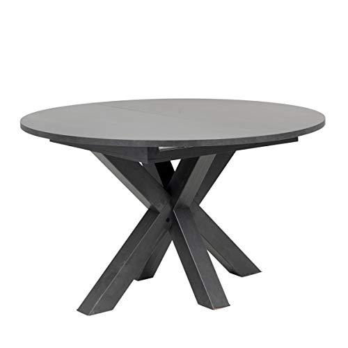 Pureday Mesa, Redonda Jonas - Extensible - Moderno - 130/170 cm