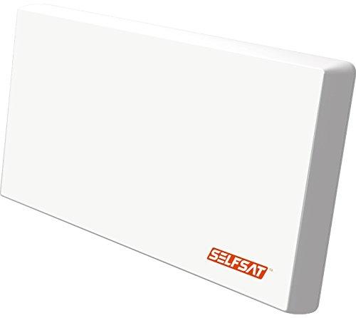 Selfsat H22dCSS+ Unicable 2 Antenne inkl. 2X Legacy Ausgang
