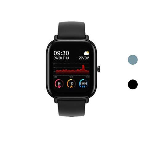JOINGAD | Smartwatch Orologio Fitness Tracker da Donna Uomo Smart Watch Android iOS Contapassi Cardiofrequenzimetro da Polso Bluetooth Touch Conta Calorie IP67 con Cronometri Sonno Orologio Sportivo