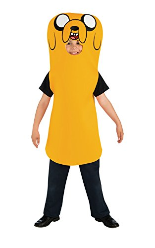 Rubie's Déguisement Officiel Adventure Time Jake The Dog pour Enfant Taille S