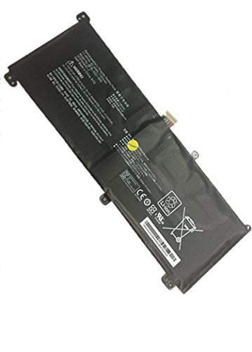 SQU-1609 Compatible/Replacement Laptop Battery for Hasee 31CP5/58/81-2 Series Notebook(11.49V 7180mAh/82.49Wh)