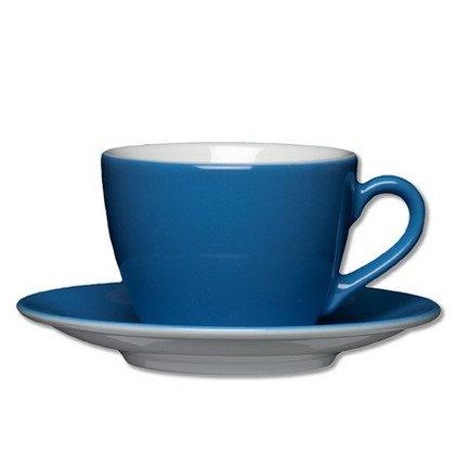 1x Kaffee-/Cappuccino-Tasse Inhalt 0,21 ltr - Pappbecher, Kaffeetasse