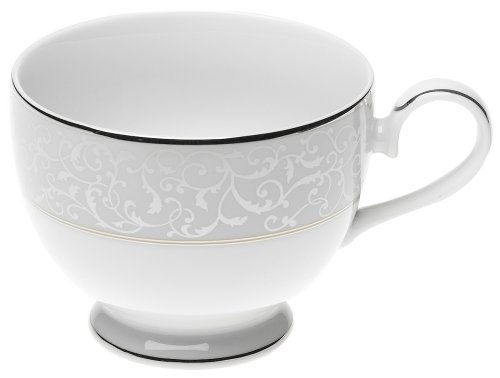 Mikasa Parchment Tea Cup, 9-Ounce
