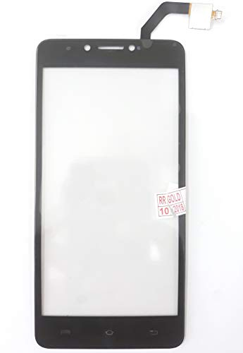 ABshara Touch Screen Digitizer for Micromax Bharat 5 (Black, 5.25 Inches)