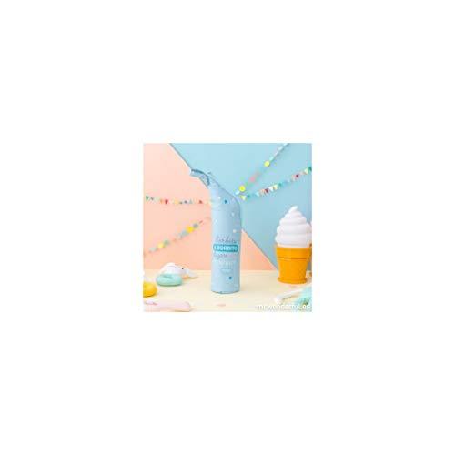 Mr. Wonderful WOA08866ES Termo para líquidos sorbito llegaré, Acero Inoxidable, Multicolor, 6.5x33.5x6.5 cm