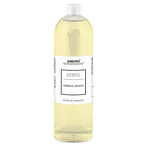 Raumduft Nachfüllflasche 1000ml pajoma Duftöl für Diffuser Duft wählbar (Verbena Dreams)