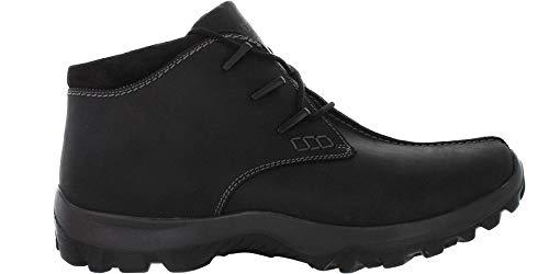 Badura Herren Winterschuhe - schwarz Stiefel - eine Neue HW`18 Kollektion (44 EU)